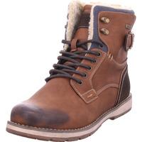 Schuhe Herren Stiefel Montega - 162370024 braun