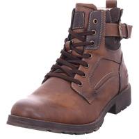 Schuhe Herren Stiefel Montega - 162370025 braun