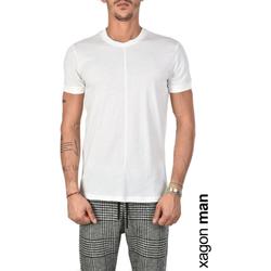 Kleidung Herren T-Shirts Xagon Man  Weiss