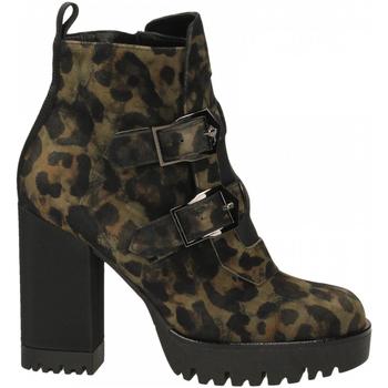 Schuhe Damen Derby-Schuhe Jeannot SCARPE D nero