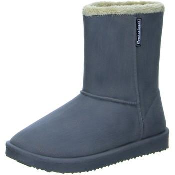 Schuhe Damen Schneestiefel Bockstiegel Stiefeletten vanessa h grau