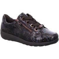 Schuhe Damen Sneaker Low Ara Schnuerschuhe 1234587-17 braun