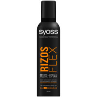 Beauty Damen Spülung Syoss Rizos Flex Mousse Rizos Definidos  250 ml