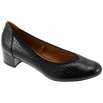 Schuhe Damen Pumps Caprice BLACKCROCOplateauschuhe Multicolor