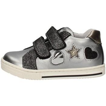 Schuhe Mädchen Sneaker Low Balocchi 991283 SILVER