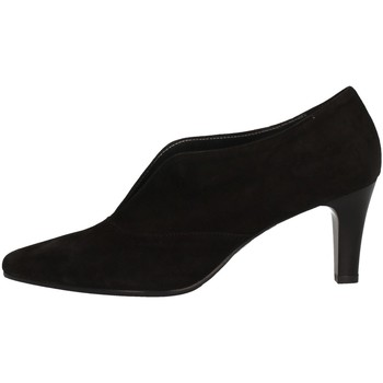 Schuhe Damen Pumps Soffice Sogno I9665 BLACK