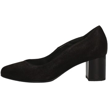 Schuhe Damen Pumps Soffice Sogno I9712 BLACK