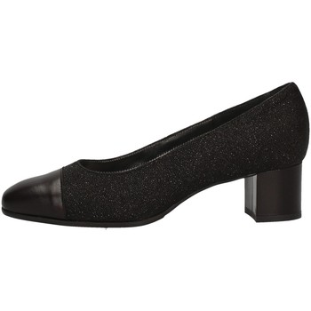 Schuhe Damen Pumps Soffice Sogno I9633 BLACK
