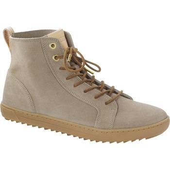 Schuhe Sneaker High Birkenstock & Co.kg Birkenstock Bartlett taupe 1008343 Other
