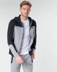 Kleidung Herren Sweatshirts Puma EVOST HOOD Grau