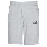 Kleidung Herren Shorts / Bermudas Puma JERSEY SHORT Grau