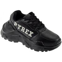 Schuhe Damen Sneaker Low Pyrex CHUNKYturnschuhe Multicolor