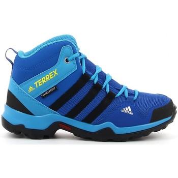 adidas  Kinderschuhe TERREX AX2R MID azul