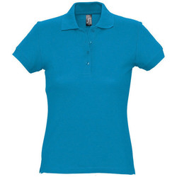 Kleidung Damen Polohemden Sols PASSION WOMEN COLORS Azul
