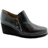 Schuhe Damen Ankle Boots Melluso MEL-I19-R45021-NE Nero