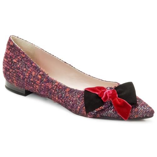 Magrit Rosy Knot Multifarben / Rose Schuhe Ballerinas Damen 114,50