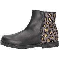 Schuhe Mädchen Low Boots Eli 1957 6202Z NERO/MACULATO Beatles Kind schwarz schwarz