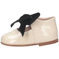 Schuhe Mädchen Ballerinas Cucada 3570R ADRAR Ballet Pumps Kind Creme Creme