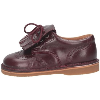 Schuhe Mädchen Richelieu Eli 1957 2481 BURDEOS French shoes Kind Edge ' Edge '