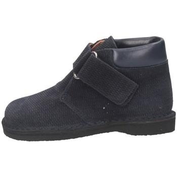 Schuhe Kinder Boots Eli 1957 2252Z MARINO Ankle Kind blau blau