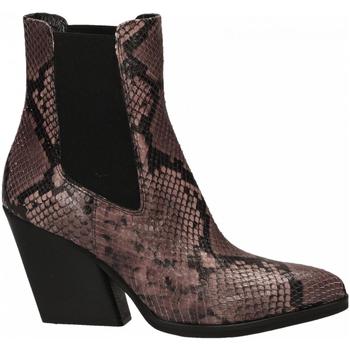 Schuhe Damen Pumps Mivida PITONE 1009