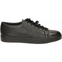 Schuhe Herren Sneaker Santoni TENNIS 6F+T.LIS+INF. ADRYNE n01-nero
