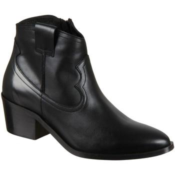 Schuhe Damen Ankle Boots Ilc Stiefeletten Preto NSC-514517 black NSC-514517 schwarz
