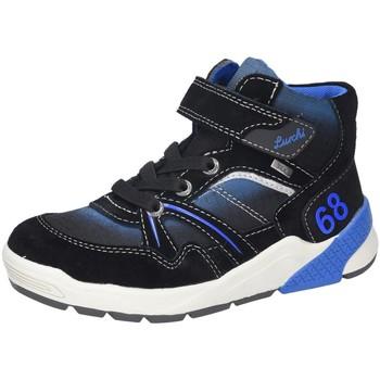 Schuhe Jungen Sneaker High Lurchi By Salamander Schnuerschuhe 33-38003-21 schwarz