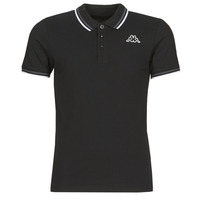 Kleidung Herren Polohemden Kappa ESMO Schwarz