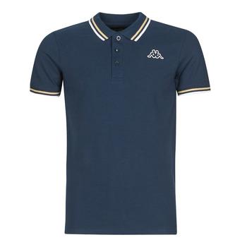 Kleidung Herren Polohemden Kappa ESMO Blau