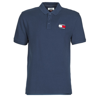 Kleidung Herren Polohemden Tommy Jeans TOMMY BADGE POLO Marine