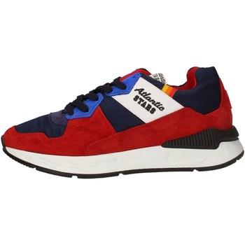 Schuhe Herren Sneaker Low Atlantic Stars CETUS FNF I02 RED