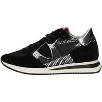 Schuhe Damen Sneaker Low Philippe Model TZLDMR01 BLACK