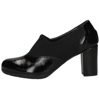 Schuhe Damen Pumps Soffice Sogno I9681 BLACK
