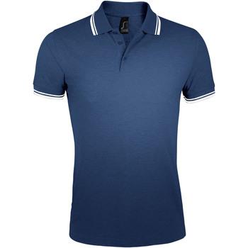 Kleidung Herren Polohemden Sols PASADENA MODERN MEN Azul