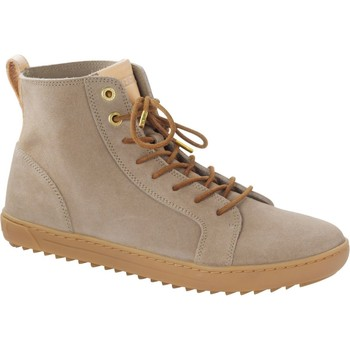 Schuhe Sneaker High Birkenstock & Co.kg Birkenstock Bartlett taupe 1008342 Other