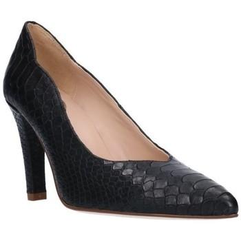 Schuhe Damen Pumps Moda Bella 93-1496 ANACONDA NEGRO Mujer Negro noir