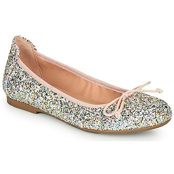 Schuhe Mädchen Ballerinas Acebo's 9807LU-RAME Multicolor