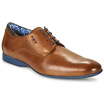 Schuhe Herren Derby-Schuhe Fluchos VESUBIO Braun / Blau