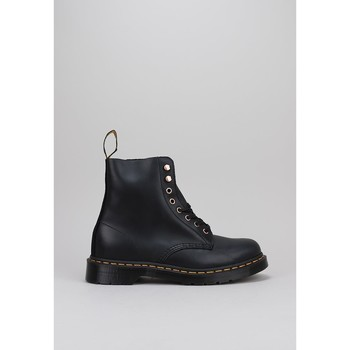 Schuhe Herren Boots Dr Martens 1460 PASCAL SOAP STONE Schwarz