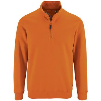 Kleidung Herren Sweatshirts Sols STAN CASUAL MEN Naranja
