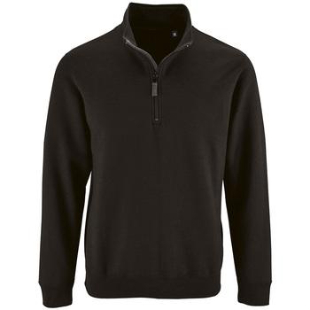 Kleidung Herren Sweatshirts Sols STAN CASUAL MEN Negro