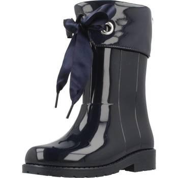Schuhe Mädchen Boots Igor W10114 Blau