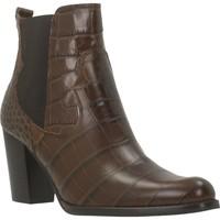 Schuhe Damen Low Boots Joni 17127J Brown
