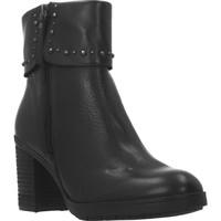 Schuhe Damen Boots Carmela 66987C Schwarz
