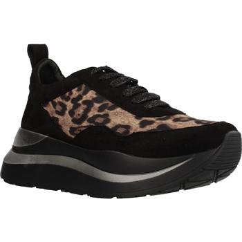 Schuhe Damen Sneaker Low Café Noir DC974 Mehrfarbig