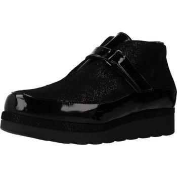 Schuhe Damen Ankle Boots Trimas Menorca 1152T Schwarz