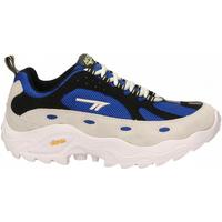 Schuhe Herren Sneaker Hi-Tec FLASH ADV RACER white-blu-black