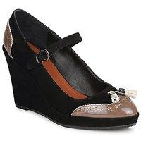 Schuhe Damen Pumps C.Petula MAGGIE Schwarz