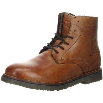 Schuhe Herren Boots Bugatti Placido 321-81650-2100-6300 braun